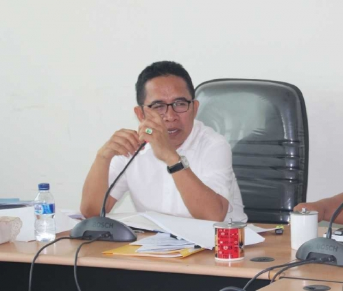 Dewan Sarankan Dilakukan Tes Urine Secara Rutin kepada Seluruh PNS di Lingkungan Pemkab Inhil