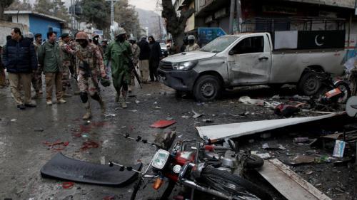 Bom Meledak dalam Masjid Saat Shalat Jumat, 14 Jamaah Wafat dan 20 Terluka