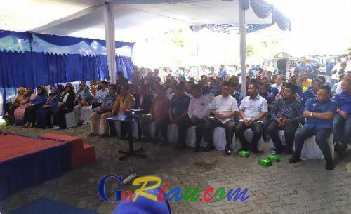 Ini Daftar Nama Calon Kepala Daerah dan Wakil Kepala Daerah se-Riau yang Lolos Seleksi Administrasi di Partai Demokrat Riau