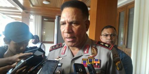 Anggota Brimob Ditembak Kelompok Bersenjata Saat Bersihkan Pos