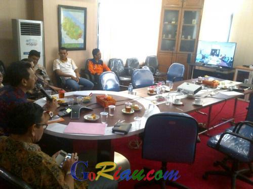 Bencana Makin Parah di Tiga Kabupaten, Riau Ditetapkan Darurat Banjir