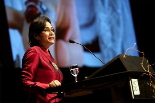 Menkeu Sri Mulyani Dinobatkan Sebagai Menteri Terbaik di Dunia