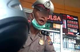 Ini Ganjaran yang Diterima Polisi Pemalak Pengendara Rp26 Ribu di Medan