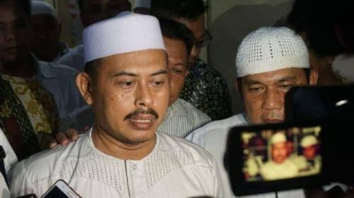 Dilaporkan Tim Jokowi, Ketua Umum PA 212 Ustaz Slamet Maarif Jadi Tersangka