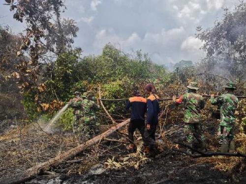 Mulai Hari Ini, Riau Tetapkan Status Siaga Darurat Bencana Karhutla