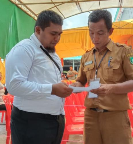 Memasuki Hari Kelima Tes SKD CPNS di Kepulauan Meranti, 803 Peserta Lolos Passing Grade