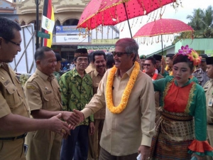 Sukarmis Buka Musrenbang Berbagai Kecamatan