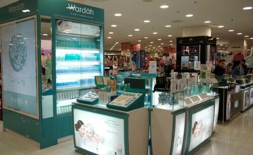 Dapatkan Diskon 20 Persen Kosmetik Halal Selama Wardah Beauty Fair di Matahari Mancy Duri