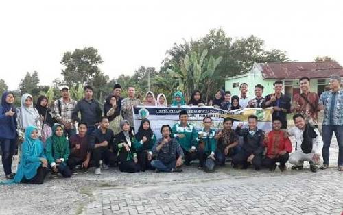 Mahasiswa Meranti Gelar Bakti Sosial di Panti Asuhan Ar-Rahim Pekanbaru