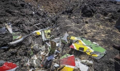 Jenis Pesawat dan Pola Jatuh Ethiopian Airlines Sama dengan Lion Air JT 610