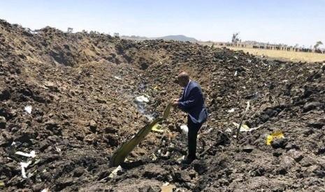 Jenis Ethiopian Airlines yang Jatuh Sama dengan Lion Air, Kemenhub Diminta Awasi Ketat Boeing 737 Max 8
