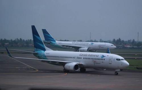 Patuhi Larangan Kemenhub, Garuda Indonesia Stop Operasikan Boeing 737 Max 8