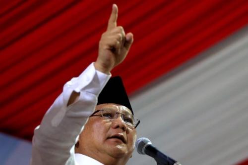 Didesak Kader Gerindra, Prabowo Tegaskan Siap Maju Sebagai Capres