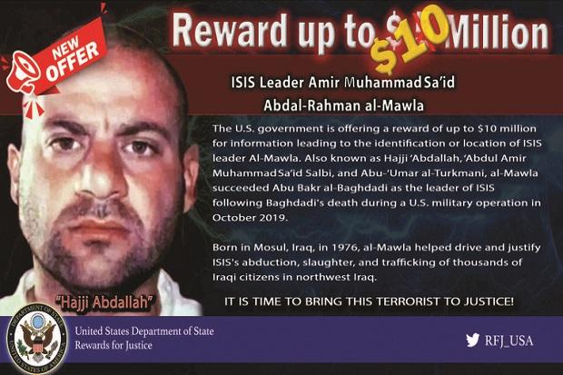 Pemimpin ISIS Sekarang Ternyata Eks Tahanan yang Bantu AS Identifikasi Pimpinan Teroris