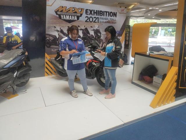 Exhibition Maxi 2021 Hadir di Panbil Mall, Serbu Sekarang