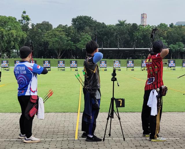 Ikuti Kartini Open Archery Tournament 2021, Atlet Panahan Siak Raih 5 Medali