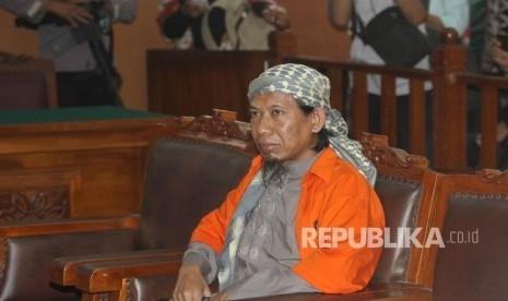 Beredar Rekaman Terdakwa Bom Thamrin Redam Kerusuhan di Mako Brimob, Begini Bunyi Lengkapnya