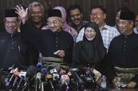 Mahathir Tuduh Jaksa Agung Malaysia Sembunyikan Bukti Korupsi Najib