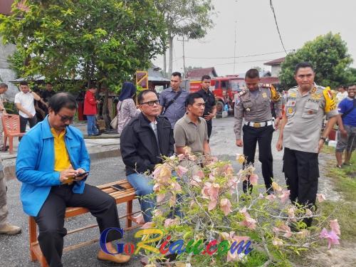 Ini Kronologis Kebakaran Rutan Kelas IIB Siak, Kapolda Riau: Tidak Ada Korban Jiwa dan 34 Tahanan dalam Pencarian