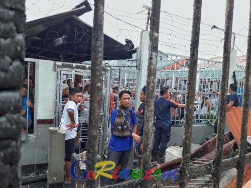 Update Terakhir Polda Riau Pasca Kerusuhan di Rutan Kelas IIB Siak, 14 Warga Binaan Belum Ditemukan