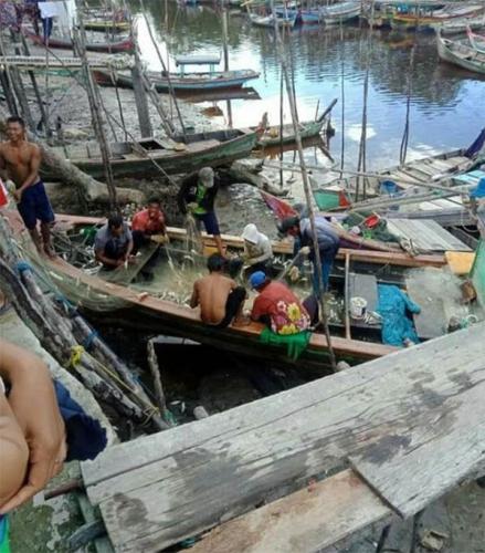 Pengusaha Ekspor Diharuskan Kantongi SIKPI, Nelayan Panipahan Terancam tak Ada Pembeli