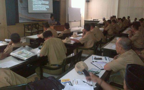 Usai Kuliah Kilat di UGM, Seluruh Kades asal Meranti Kunjungi Desa Terbaik di Yogyakarta