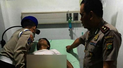 2 Polisi Terluka Ditembak Pelaku Curanmor, Seorang Harus Dioperasi untuk Keluarkan Proyektil dari Perut