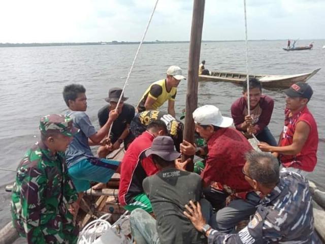Pemdes Insit Dukung Program Posal Selatpanjang Bina Nelayan