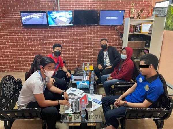 Waspada, Jangan Pasang Foto Pribadi di Medsos, Pengelola Bumdes di Kampar Sudah Tertipu Rp 124 Juta