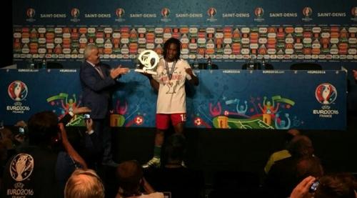 Ini Pemain Muda Terbaik Piala Eropa 2016, Baru Berusia 18 Tahun