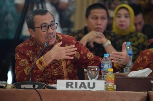 Gubernur se Sumatera Sepakat Percepatan KEK Buton, Kuala Enok dan Rupat