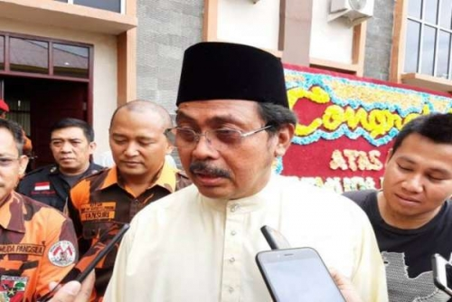 Pasca OTT, KPK Segel Ruang Kerja Gubernur Kepri