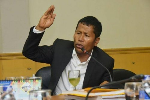 Walau Jabat Ketua DPRD Riau dan Sekretaris DPD Golkar, Eet Belum Dapat SK Maju Pilkada, Kenapa?