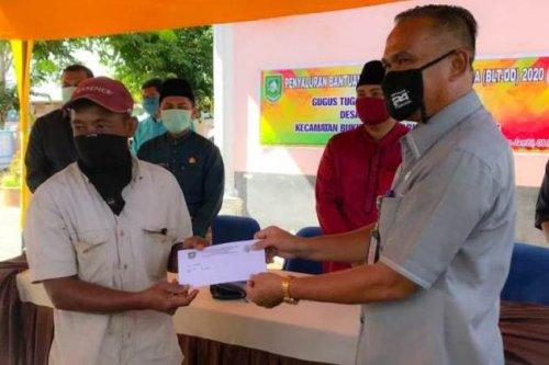 117 Desa di Bengkalis Sudah Salurkan BLT-DD Tahap III