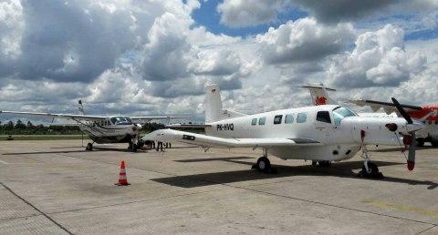 Pesawat Bermuatan 9 Orang Hilang Kontak di Papua