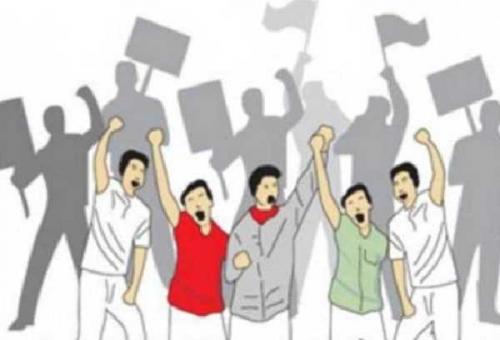 Kantor Bupati Bengkalis Diancam Demo Para Kades
