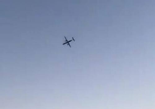 Pesawat Komersial Dicuri dari Bandara Internasional dan Diterbangkan Tanpa Izin, Akhirnya Jatuh di Laut