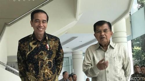 Tak Hadiri Deklarasi Jokowi-Maruf Amin, Ini Alasan JK
