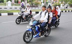 Anak Ahmad Dhani Alasan Polantas Razia Pengendara Dini di Pekanbaru, Puluhan Diamankan