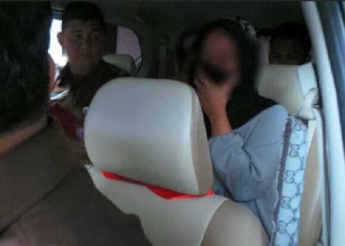 Pemeriksaan Berlangsung Alot, 1 Tersangka Dugaan Korupsi Dispenda Riau Akhirnya Ditahan Kejati Riau