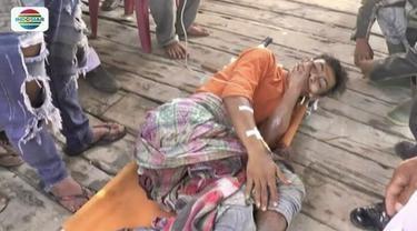 11 Nelayan Diberondong Tembakan di Perairan Bagansiapiapi, 1 Tewas dan 2 Terluka