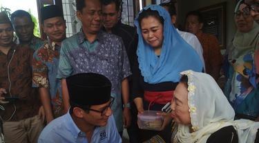 Diajak Sandiaga Masuk Tim Sukses Prabowo, Begini Jawaban Yenny Wahid