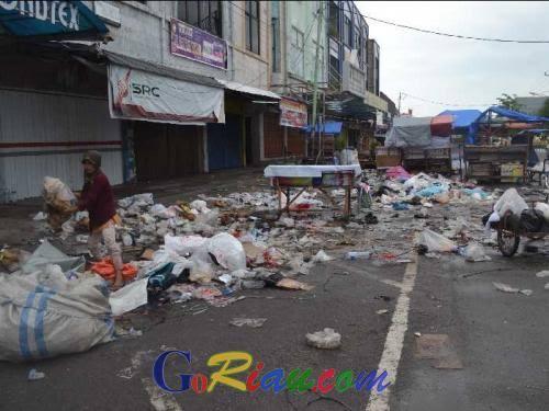 Selatpanjang Darurat Sampah