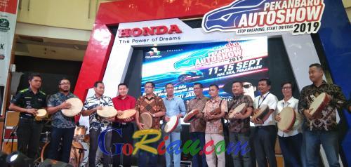 Dibuka Sore Tadi, Pekanbaru Auto Show 2019 Diikuti 11 Brand Otomotif Ternama