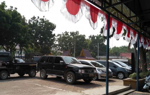 Berhasil Tarik 1 Mobdin dari Oknum Dewan, Agus Pramono: Sisa 2 Unit Lagi