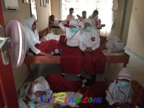 Diskes Riau Klaim Penderita ISPA Tahun Ini Turun Dibanding Sebelumnya
