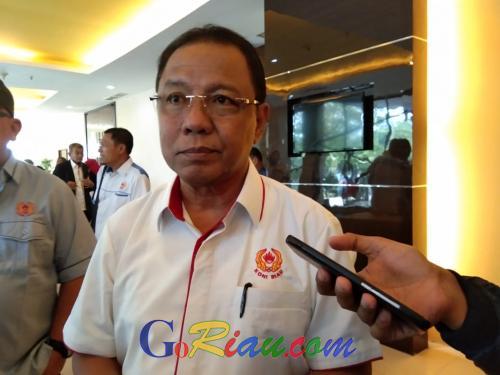 Supaya Tidak Terpapar Kabut Asap, KONI Riau Imbau Pelatih dan Atlet Ambil Waktu Libur