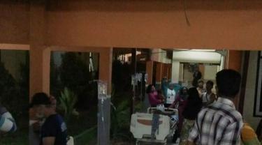 Diguncang Gempa Kamis Dinihari, Warga Jembrana Bertahan di Jalan Hingga Pagi