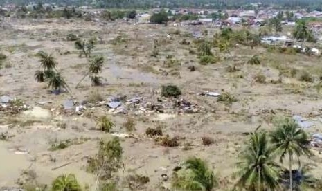 Basarnas Akhiri Evakuasi Korban Gempa dan Tsunami Sulteng Mulai Hari Ini