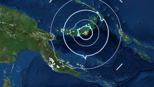 Papua Nugini Diguncang Gempa 7,0 SR, Diapit Gempa 6,2 SR, Sempat Diumumkan Peringatan Dini Tsunami